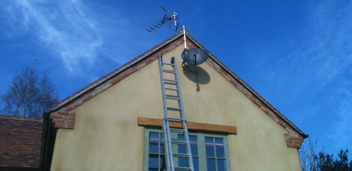 Digital TV & Satellite Aerial Installers in Buckingham, Buckinghamshire